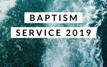 Baptisms 2019